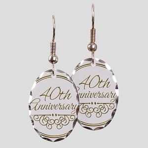 40th Anniversary Earring