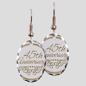 45th Anniversary Earring