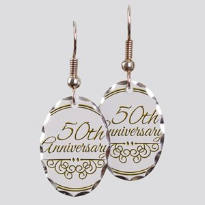 50th Anniversary Earring