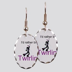 Rather Be Twirling Earring