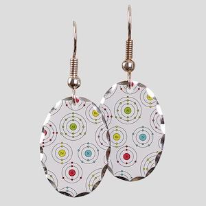 Periodic Shells Earring Oval Charm