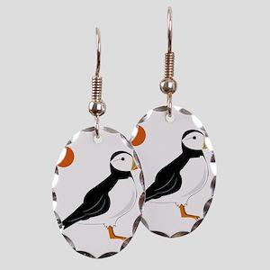 Puffin Bird Earring