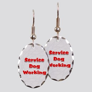 SERVICE DOG SHOP Earring