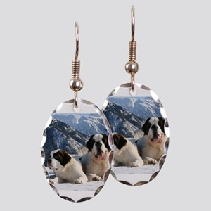 saint bernard group Earring