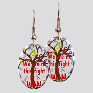 We are in this figh... Earring
