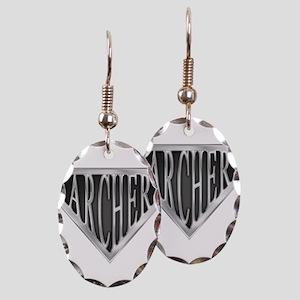 spr_archer_chrm Earring Oval Charm
