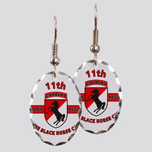 11TH ARMORED CAVALRY REGIMENT Earring
