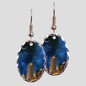 Spacey St. Louis Skyline Earring