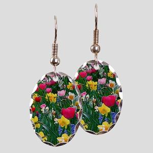 Flower Garden Earring