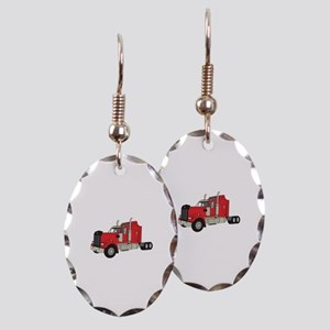 Kenworth Tractor Earring