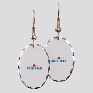 Swim Team Earring