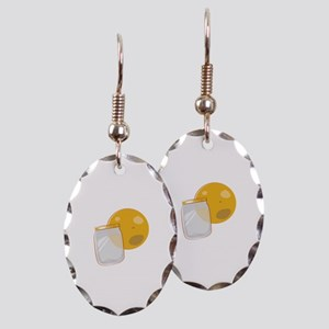 Moon Shine Jar Earring