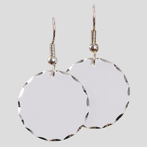 English Springer Spaniel Port Earring Circle Charm
