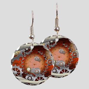 Steampunk in noble design Earring