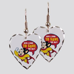 Mighty Mouse Earring