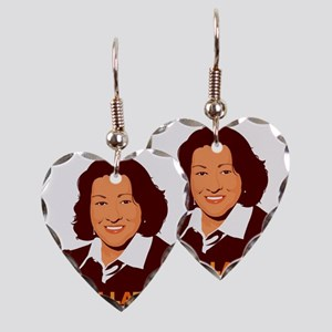 Sotomayor Earring Heart Charm