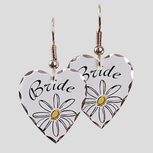 847bddbb24 Matching Bride And Groom Earrings - CafePress