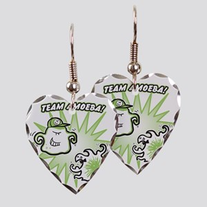 team-amoeba-greener Earring Heart Charm