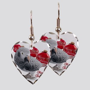 TimnehMerry Earring Heart Charm