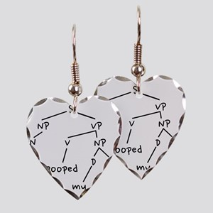 fixed_phrasetree Earring Heart Charm