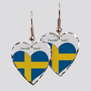 SwedeHeart-sq Earring Heart Charm