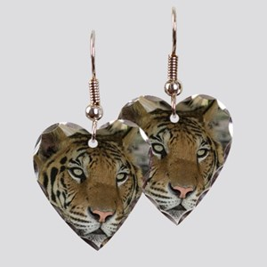 BIG CATS Earring Heart Charm