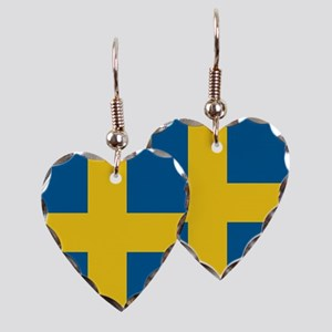 Swede-Heart Earring Heart Charm