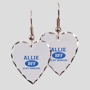 Allie BFF designs Earring Heart Charm