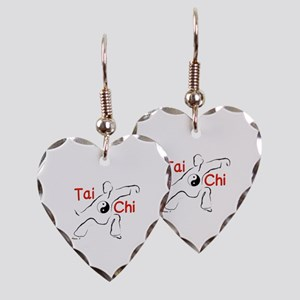 Earring Heart Charm