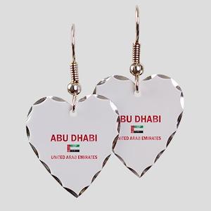 Abu Dhabi United Arab Emirates Designs Earring Hea