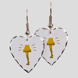 electricsex Earring Heart Charm