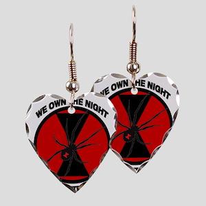 7th ID Light Earring Heart Charm