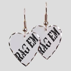 frag1 Earring Heart Charm