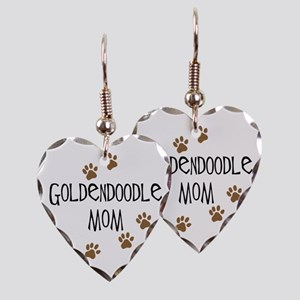 Goldendoodle Mom Earring