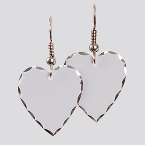 InnsmouthSwimTeam_distressedwh Earring Heart Charm
