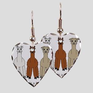 alpacalight Earring Heart Charm