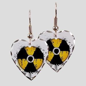 TF-Nuclear-Defcon-shirt Earring Heart Charm