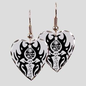 heritage Earring Heart Charm