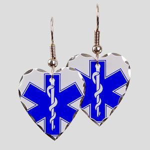 EMS Earring Heart Charm