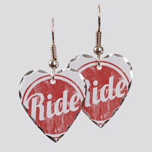 Vintage_Ride Earring Heart Charm
