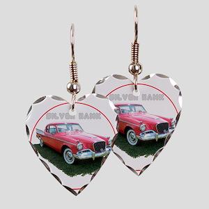 SilverHawk-C8trans Earring Heart Charm