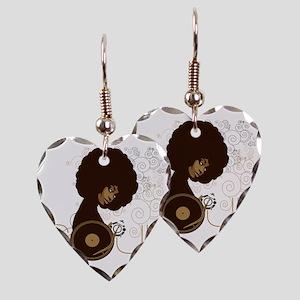 soul4 Earring Heart Charm