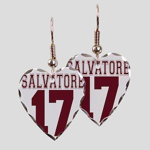 SAL 17 Earring Heart Charm