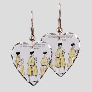 PS. 121 Earring Heart Charm