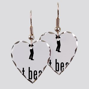 Beatboxing-02-A Earring Heart Charm
