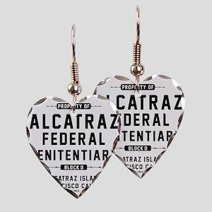 ALCATRAZ_cp Earring Heart Charm