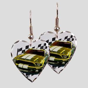 2009kr2 Earring Heart Charm