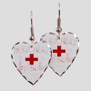 ALCATRAZ_INFIRMARY Earring Heart Charm