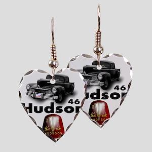 Hudson2 Earring Heart Charm