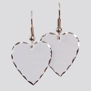 Partiture Earring Heart Charm